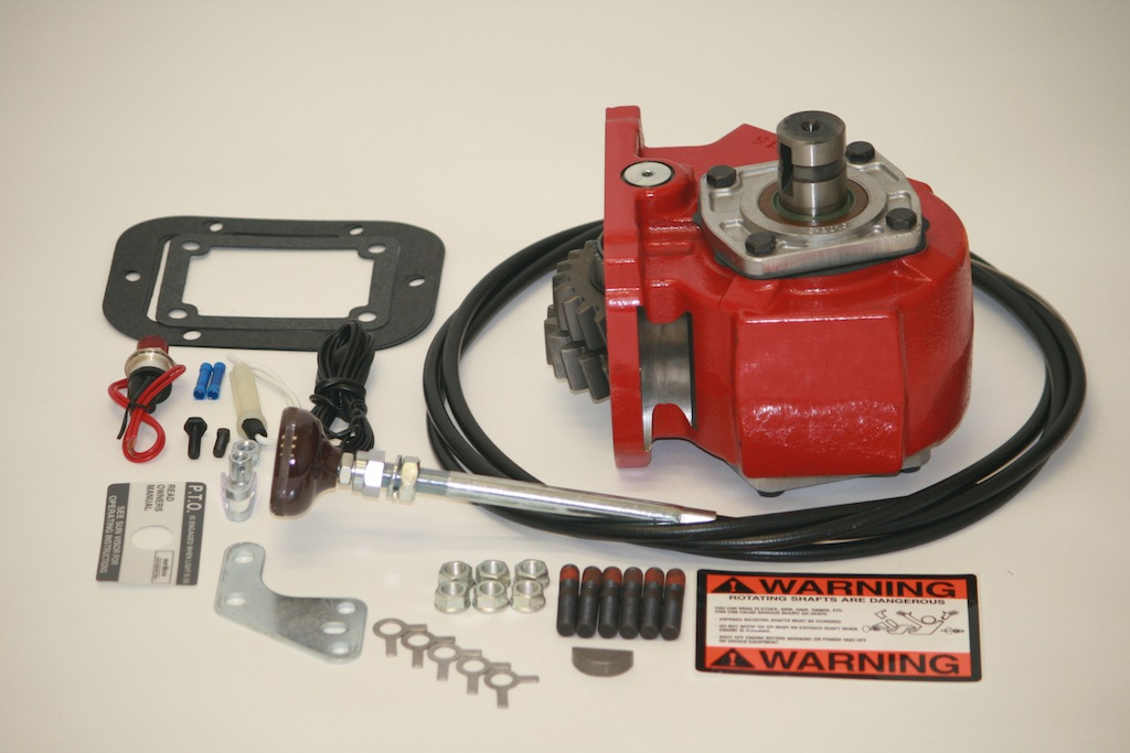 PTO's and Accessories